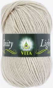 <b>Пряжа Vita Unity Light</b> (Юнити лайт) 6011
