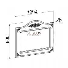 <b>Зеркало</b> Ассоль <b>АС</b>-<b>08</b> - купить по лучшей цене 5666 руб. от ...