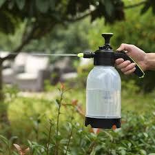2L Sprayer <b>Portable</b> Pressure <b>Garden</b> Spray Bottle Kettle <b>Handheld</b> ...