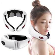 Neck Massager Electric Neck Massager Magnetic Cervical ... - Vova