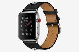 <b>Hermès</b> сделал для <b>Apple Watch</b> ремешок в виде собачьего ...