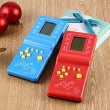Классическая Электронная <b>Игровая приставка</b> Tetris ...