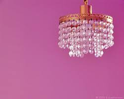 its the perfect day to get a chandelier painted pink and to continue my work on pcp petite casapinka thanks err i appreciate background pink chandelier