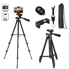 DAISEN Phone Tripod, 42 inch Cell Phone Tripod for ... - Amazon.com