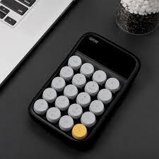 Digit <b>Number</b> Pad – <b>Lofree</b> | Nostalgic Wireless Keyboards & Speakers