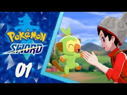 Pokémon <b>Sword</b>– 01 –<b>Greetings From</b> Galar! Gen 8 Let's Play ...