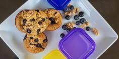 Blueberry Oatmeal Banana Blender Muffins | Recipe | Blueberry ...