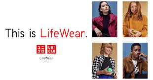 UNIQLO|<b>LifeWear</b>
