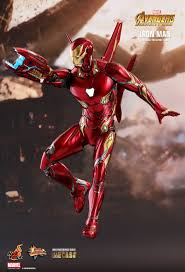 Avengers: Infinity War - Iron Man 1/6th scale Collectible ... - Hot Toys