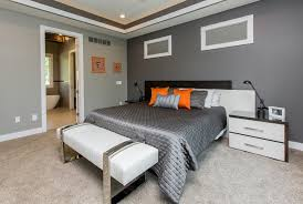 dark gray carpet light walls vidalondon bedroom gray walls