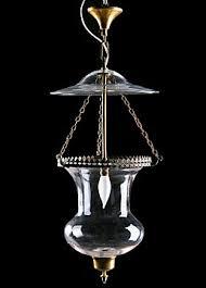 alhambra antiquespair of val st lambert antique glass bell jar light fixtures bell jar lighting fixtures