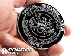 <b>Custom</b> Special Response Team Sniper U.S. Homeland Security ...