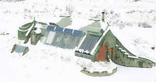 Heat your house   car tyres and earth   Earthship BiotectureHeat your house   car tyres and earth