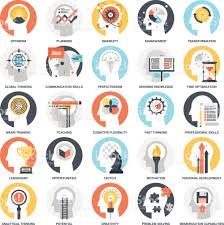 personal skills icons stock vector art istock 1 credit
