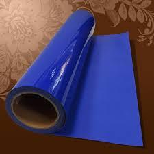 <b>Термотрансферная пленка FLOCK</b> 2000 Royal <b>Blue</b>(50см* 1м ...