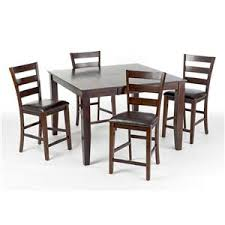 expandable dining table ka ta: intercon kona pc counter height dinette