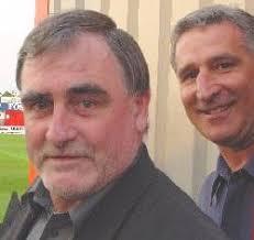 Altrincham FC History, Terry Surridge & Graham Heathcote, 17 March 2004 - kingbarr