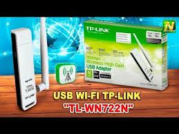 """[Natalex] USB <b>Wi</b>-<b>FI адаптер</b> повышенной мощности <b>TP</b>-<b>LINK</b> """"<b>TL</b> ..."""