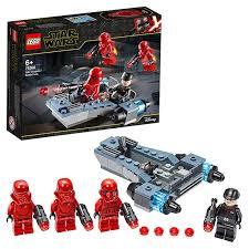Купить Конструктор <b>LEGO Star Wars</b> 75266 Боевой набор ...