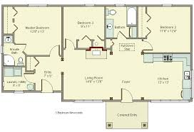 Beautiful Popular bedroom house plan for Hall  Kitchen  bedroom    Popular bedroom house plan