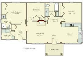 Beautiful Popular bedroom house plans no garage for Hall    Popular bedroom house plans no garage