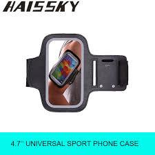 Haissky Фитнес Бег Спортивный <b>нарукавник</b> чехол для телефона ...