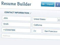 ideas about free resume builder on pinterest   apply job    top  free resume builder sites