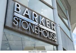 barker stonehouse furniture store stock image barker stonehouse furniture