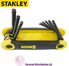 <b>Stanley</b> Folding Hexes Hand Wrenches for sale | eBay