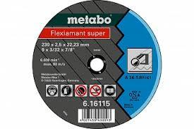 <b>Metabo</b> Круг отрезной по металлу SP-<b>Novoflex 150x2</b>,<b>5</b> мм ...