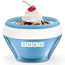 Купить <b>Мороженица Ice Cream Maker</b> синяя Zoku ZK120-BL в ...