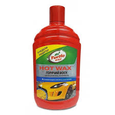 "<b>Горячий воск Turtle Wax</b> ""Hot Wax"", флакон, 500мл"