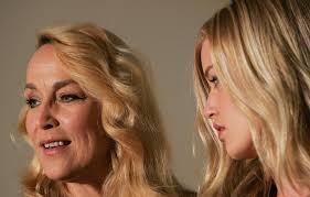 Model Georgia May Jagger (R) and her mother Jerry Hall attend the launch ... - Jerry%2BHall%2BJerry%2BHall%2BGeorgia%2BMay%2BJagger%2BAttend%2BXBk7RiGa6P5l