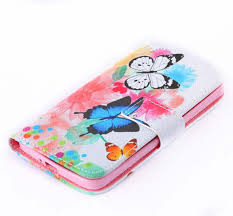 Online Shop <b>Wallet</b> Painted Book <b>Stand Flip Leather Case for</b> BQ ...