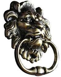 Amazon.com: UniDecor <b>Antique Lion Door</b> Knocker <b>Lion</b> Head: Beauty