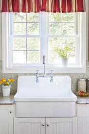 sink windows window love: love the look of porcelain porcelain sink