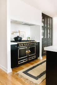 upscale kitchen hollis nh white kitchen marble island la cornue range skylights designstyling by