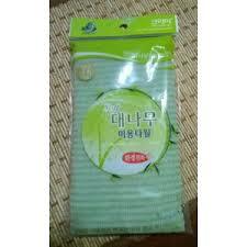 <b>Мочалка Sung</b> Bo Cleamy Co для <b>душа</b> Clean&Beauty Bamboo ...