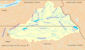 North Fork Bull Run River