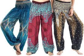 Size Guide – <b>Harem Pants</b>