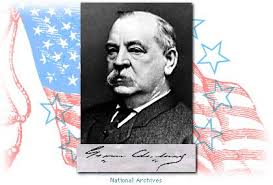 「president grover cleveland」の画像検索結果