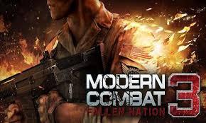 Скачать Modern Combat 3 Fallen Nation на Андроид через торрент