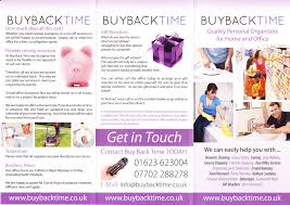 buy back time leaflet buy back time leave a reply