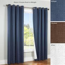 rod pocket kitchen curtains