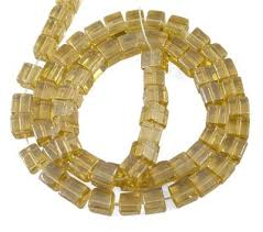 Гладкие (круглые, рондели, кубики и т.д.): <b>Бусины</b> стеклянные, 4 ...