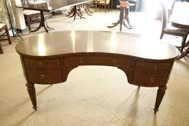 remarkable vintage home office desk kidney desk mahogany desk high end desk 3636jpg amazing vintage desks home office