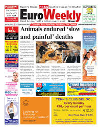 euro week full kitchen: euro weekly news costa del sol   november  issue  by euro weekly news media sa issuu