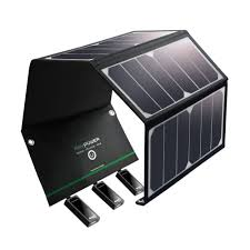 [Top Rated <b>Solar</b> Charger] RAVPower 24W <b>Solar</b> Charger with ...