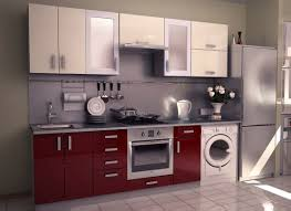 Modular Kitchen In Small Space Aamoda Kitchen Single Wall Modular Kitchen Concept And Style Http