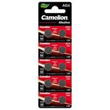 «<b>Батарейка Camelion LR626 G4</b> BL-10 AG4-BP10 (1 штука ...